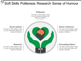 Soft Skills Politeness Research Sense Of Humour