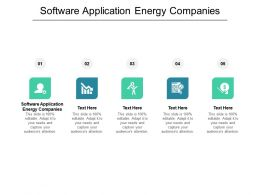 Software Application Energy Companies Ppt Powerpoint Presentation Gallery Graphics Cpb