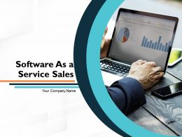 Software As A Service Sales Powerpoint Presentation Slides
