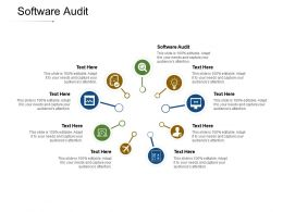 Software Audit Ppt Powerpoint Presentation Icon Format Ideas Cpb