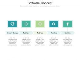 Software Concept Ppt Powerpoint Presentation Outline Picture Cpb
