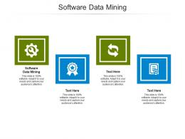 Software Data Mining Ppt Powerpoint Presentation Outline Mockup Cpb