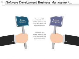 Software Development Business Management Interactive Marketing Digital Merchandising Cpb