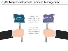 Software Development Business Management Interactive Marketing Digital Merchandising Cpb
