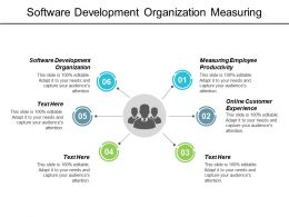 Software Development Organization Measuring Employee Productivity Online Customer Experience Cpb