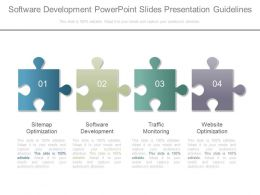 Software Development Powerpoint Slides Presentation Guidelines