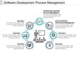 Software Development Process Management Success Factors Performance Management Cpb