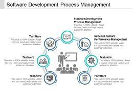 Software Development Process Management Success Factors Performance Management Cpb