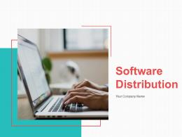 Software Distribution PowerPoint Presentation Slides