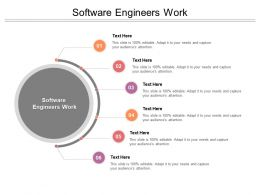 Software Engineers Work Ppt Powerpoint Presentation Outline Elements Cpb