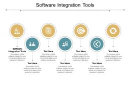 Software Integration Tools Ppt Powerpoint Presentation Inspiration Gallery Cpb