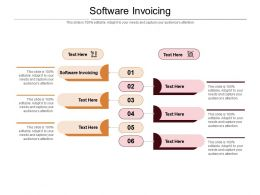 Software Invoicing Ppt Powerpoint Presentation Layouts Background Cpb