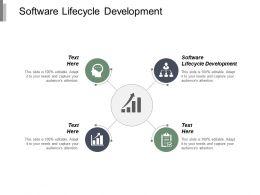 Software Lifecycle Development Ppt Powerpoint Presentation Portfolio Design Ideas Cpb