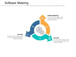 Software Metering Ppt Powerpoint Presentation File Themes Cpb