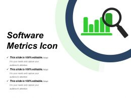 Software Metrics Icon Powerpoint Ideas