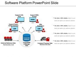 84705755 Style Technology 1 Servers 6 Piece Powerpoint Presentation Diagram Infographic Slide