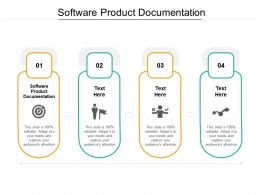 Software Product Documentation Ppt Powerpoint Presentation Model Rules Cpb