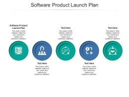 Software Product Launch Plan Ppt Powerpoint Presentation Guidelines Cpb