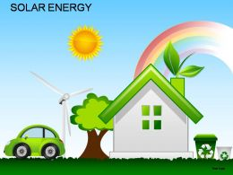 Solar Energy Powerpoint Presentation Slides