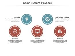 Solar System Payback Ppt Powerpoint Presentation Inspiration Graphics Template Cpb