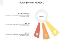 Solar System Payback Ppt Powerpoint Presentation Outline Slide Download Cpb
