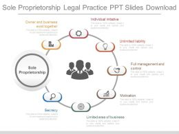 sole_proprietorship_legal_practice_ppt_slides_download_Slide01