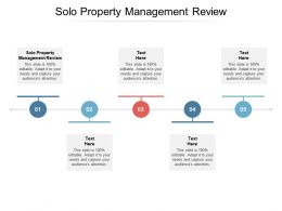 Solo Property Management Review Ppt Powerpoint Portfolio Example Cpb