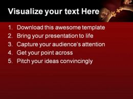 Solution Puzzle People PowerPoint Template 0810  Presentation Themes and Graphics Slide02