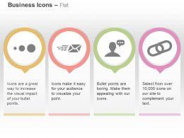 Sort Ascending Email Marketing Blog Commenting Natural Link Ppt Icons Graphics