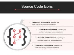 Source Code Icons