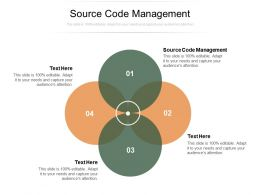 Source Code Management Ppt Powerpoint Presentation Visual Aids Files Cpb