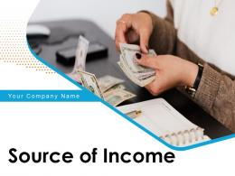 Sources Of Income Business Accountant Financial Analyzing Statement Revenue