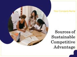 Sources Of Sustainable Competitive Advantage Powerpoint Presentation Slides