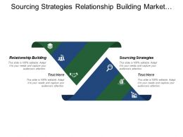 Sourcing Strategies Relationship Building Market Analytics Talent Matching