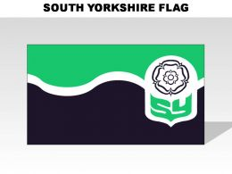 South Yorkshire Country Powerpoint Flags