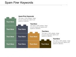 Spam Filter Keywords Ppt Powerpoint Presentation Gallery Graphics Download Cpb
