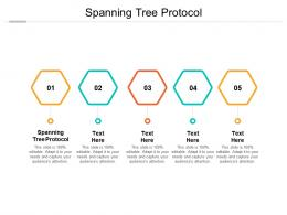 Spanning Tree Protocol Ppt Powerpoint Presentation Professional Gallery Cpb