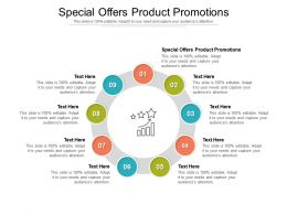 Special Offers Product Promotions Ppt Powerpoint Presentation Professional Graphic Tips Cpb