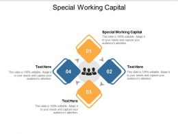 Special Working Capital Ppt Powerpoint Presentation Outline Infographic Template Cpb