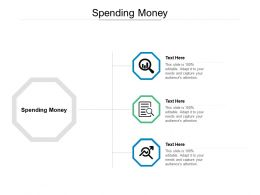 Spending Money Ppt Powerpoint Presentation Inspiration Example Introduction Cpb