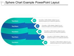 Sphere Chart Example Powerpoint Layout
