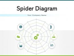 Spider Diagram Business Management Financial Recreational Knowledge Physical
