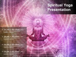 Spiritual Yoga Presentation