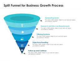 Split Funnel For Business Growth Process