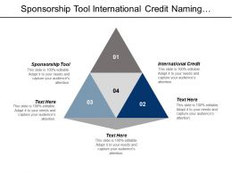 Sponsorship Tool International Credit Naming Strategies Commuter Benefits Solutions Cpb