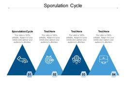 Sporulation Cycle Ppt Powerpoint Presentation Styles Slides Cpb