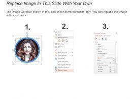 6011769 Style Essentials 1 Portfolio 3 Piece Powerpoint Presentation Diagram Infographic Slide