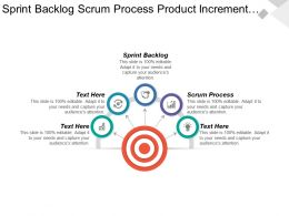 Sprint Backlog Scrum Process Product Increment Secondary Relationship