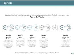 Sprints Marketing Management Ppt Powerpoint Presentation Ideas Summary