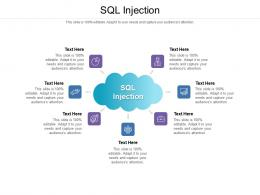 SQL Injection Ppt Powerpoint Presentation Layouts Gallery Cpb